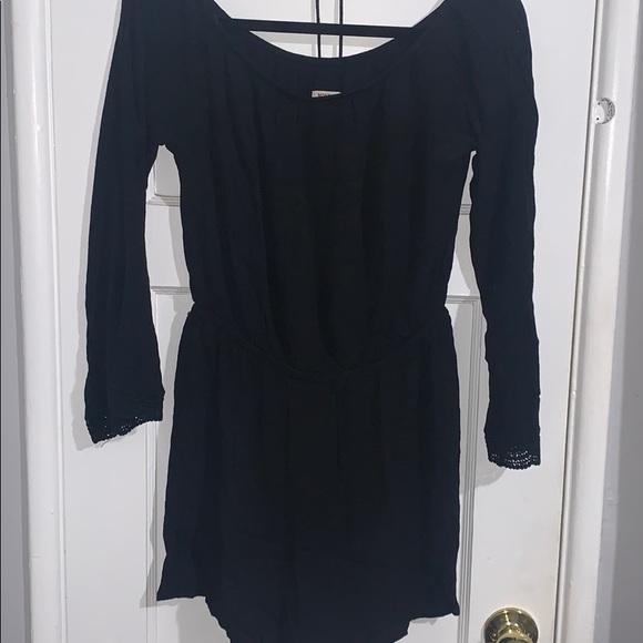 Mossimo Supply Co. Dresses & Skirts - Little Black Romper